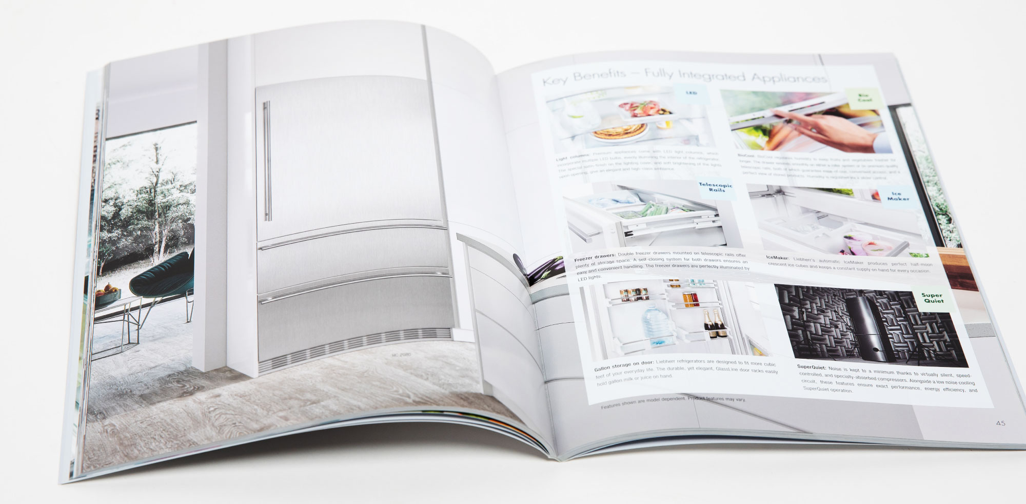 Liebherr Publication Printed Book