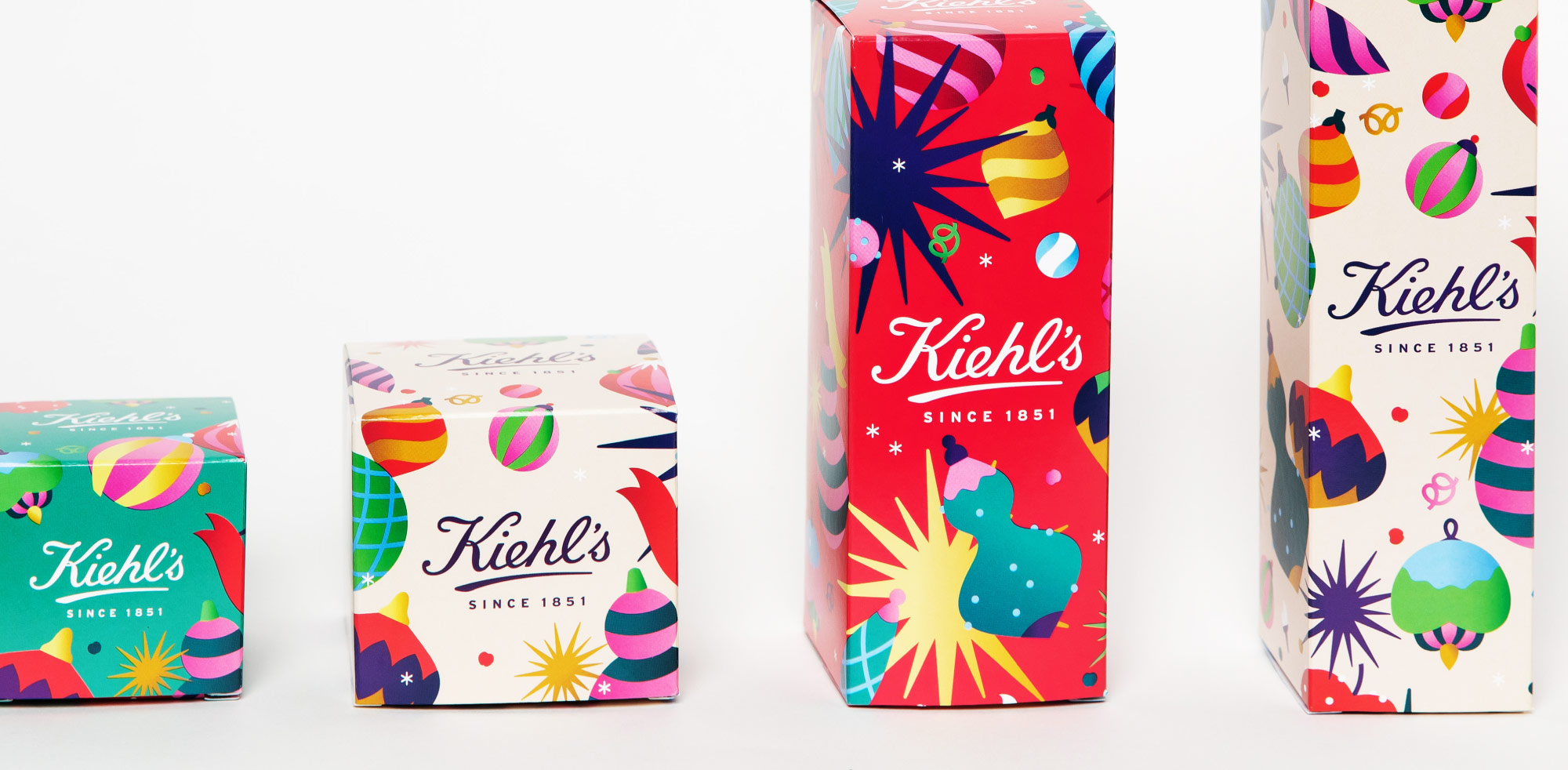 Kiehls Packaging